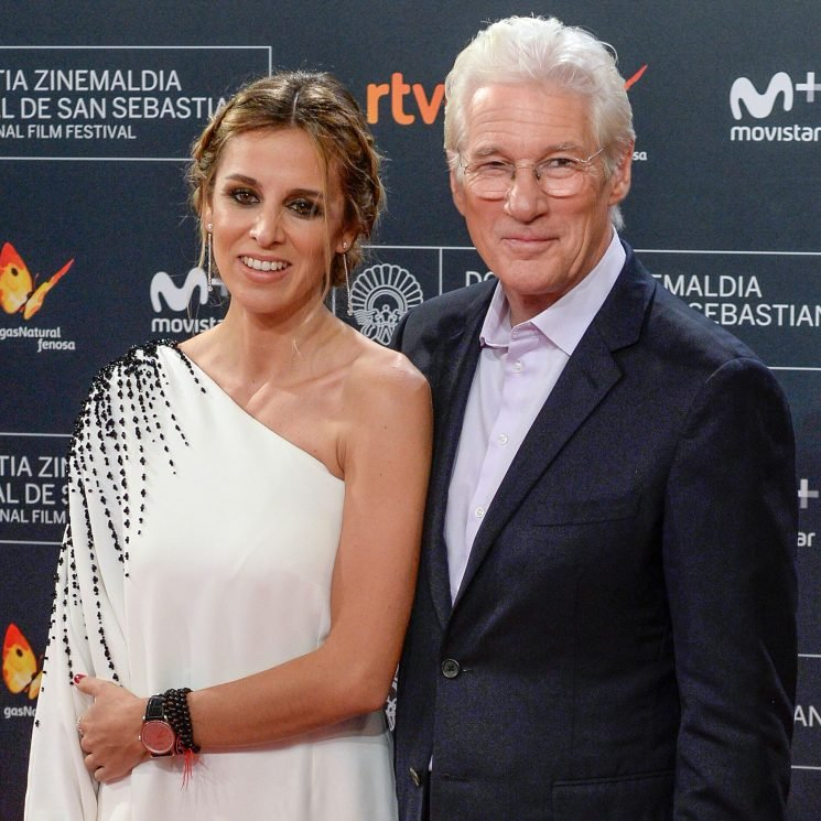 Richard Gere Is Going to Be a Dad Again! Baby on the Way for Actor, 69, and New Wife Alejandra