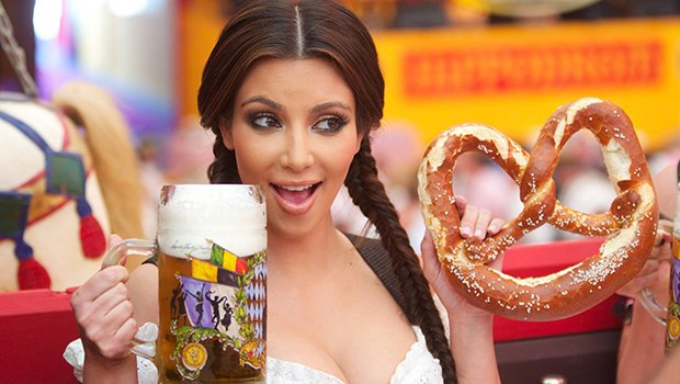 National Drink Beer Day: Kim Kardashian, Taylor Swift & More Sexy 21+ Celebs Enjoying A Cold One