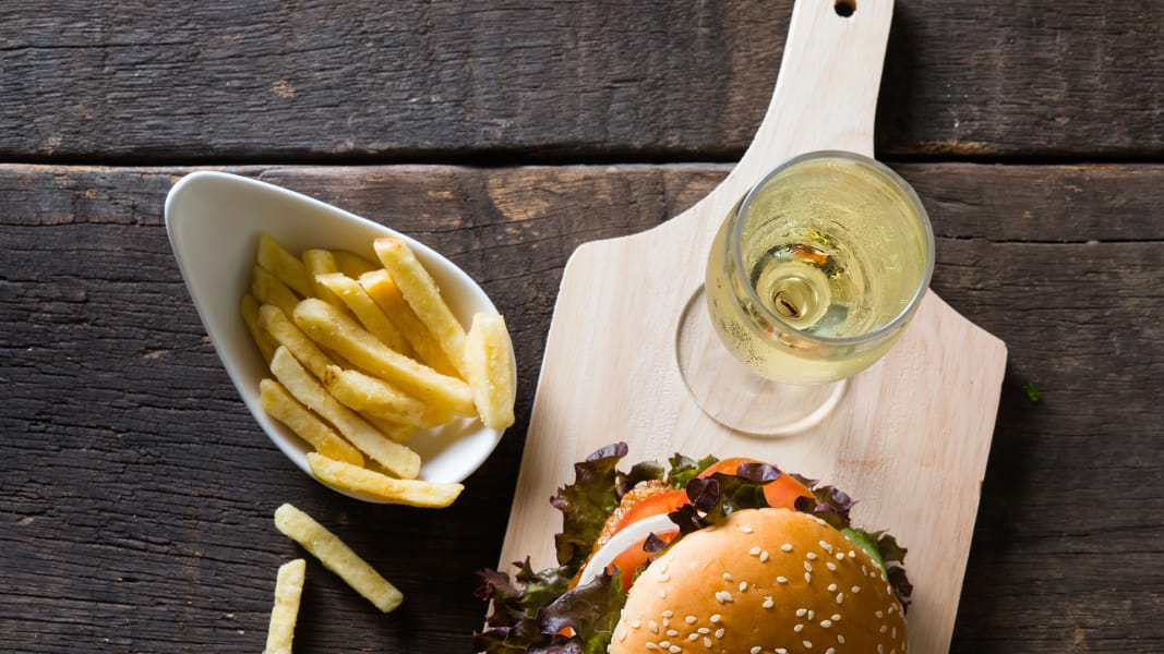 Champagne & French Fries Is the Food Pairing You've Been ...
