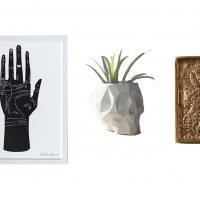 Insanely Chic Halloween Decorations You'll Want to Leave Out All Year Long