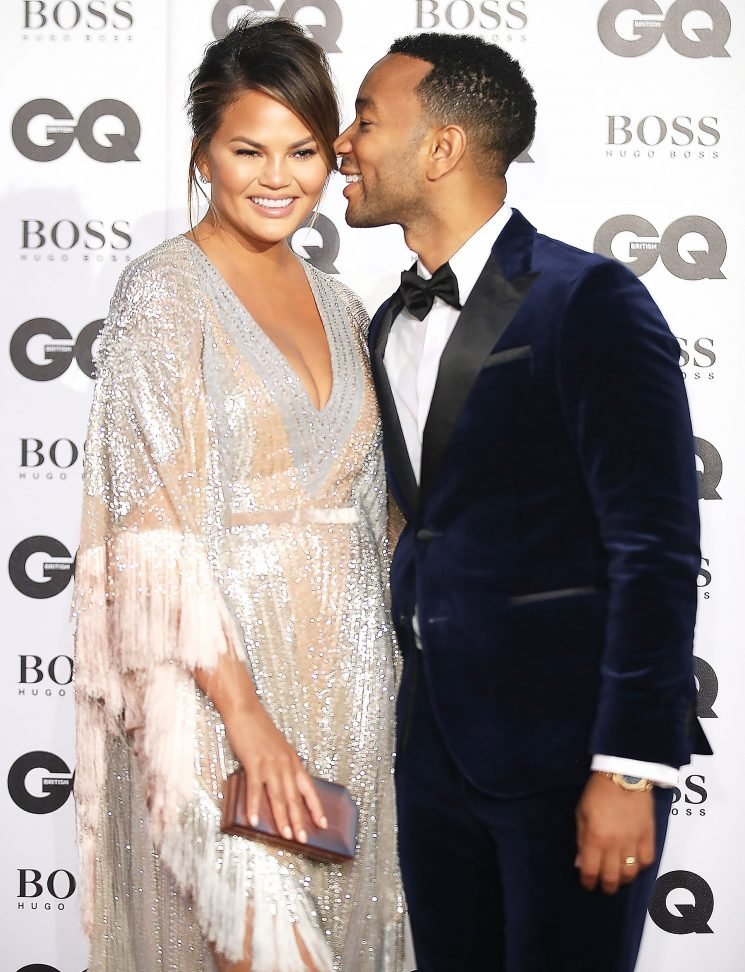 Chrissy Teigen Says Even When She's Feeling 'Filthy' John Legend Is 'Totally Turned On' By Her