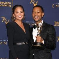 John Legend Celebrates His EGOT Status After Winning An Emmy For 'Jesus Christ Superstar'!
