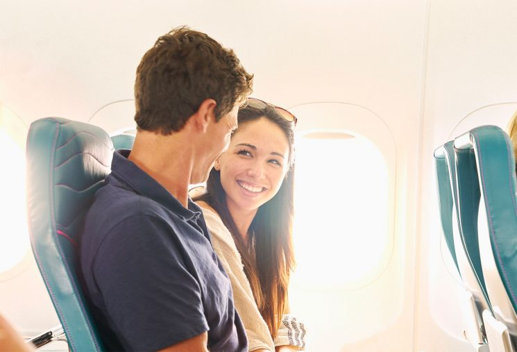 Love is in the Air! 1 in 50 People Will Find True Love on a Plane, Study Says