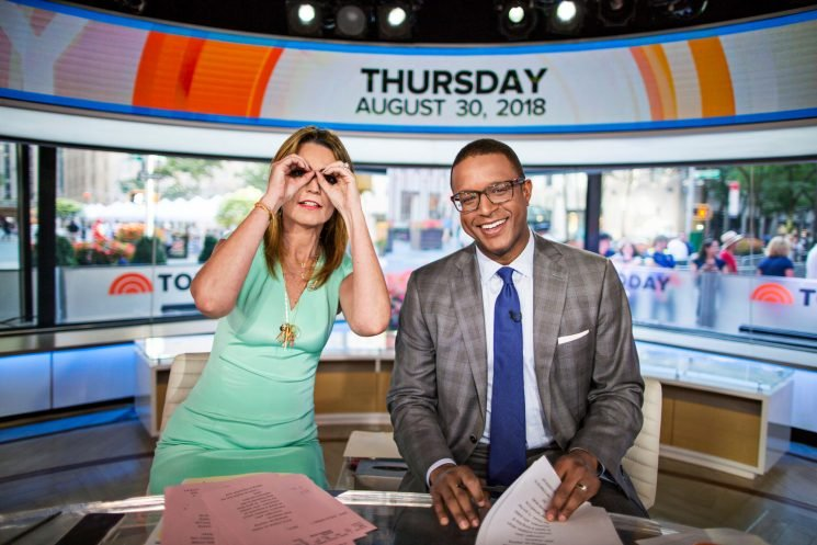 Today's Craig Melvin Warns Contact Lens Wearers of Corneal Ulcer Risk: 'Don't Be an Idiot Like Me'