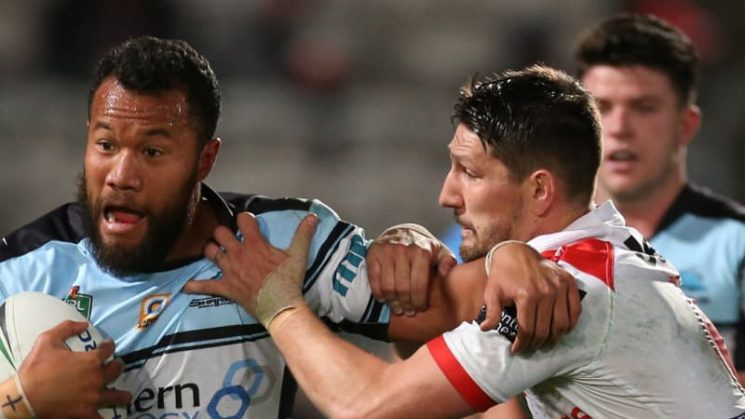 Paulo ready to end finals hoodoo as Gallen's replacement