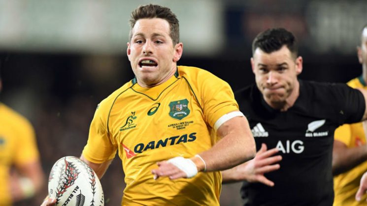 Cheika makes bold Wallabies call by dropping Foley for Boks Test