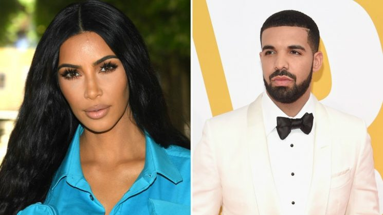 Did Kim Kardashian Hook Up With Drake? The Beauty Mogul Had A Lot To Say On Instagram