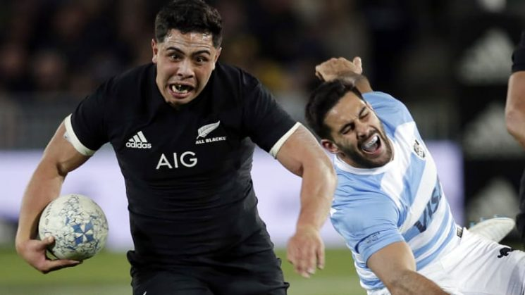 All Blacks see off staunch Pumas challenge with bonus-point win