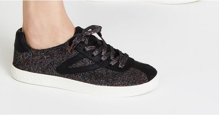 These Statement Sneakers Are Here to Make Your Wardrobe Sparkle