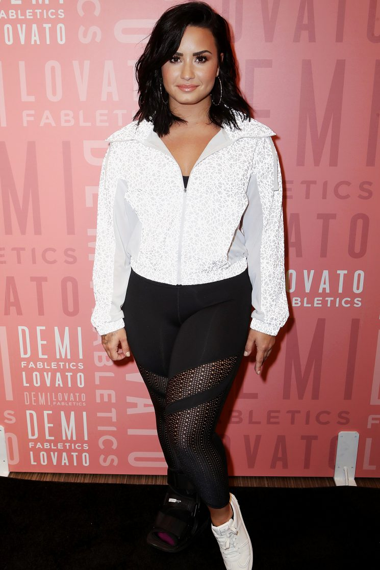 Demi Lovato Is Selling the $9.4 Million Hollywood Hills Mansion Where She Overdosed