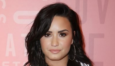 Demi Lovato Photographed for First Time Amid Rehab Stay