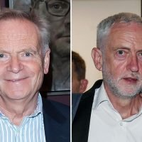 Ex-Tory MP Jeffrey Archer says he would vote for Jeremy Corbyn if he lived in the North West of England