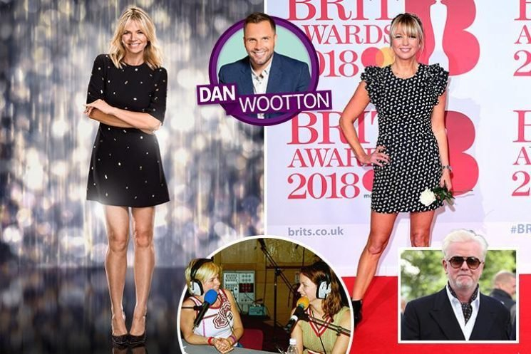 Radio 2 chiefs pick Zoe Ball over former best friend Sara Cox to replace Chris Evans on the breakfast show