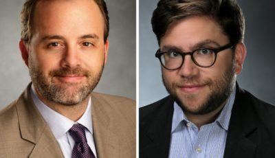 Universal Television Promotes Comedy Executives Jim Donnelly & Dan Shear