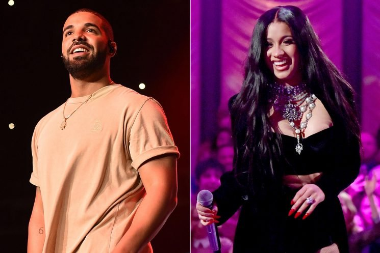 Cardi B and Drake Lead 2018 American Music Awards Nominations — See the Full List