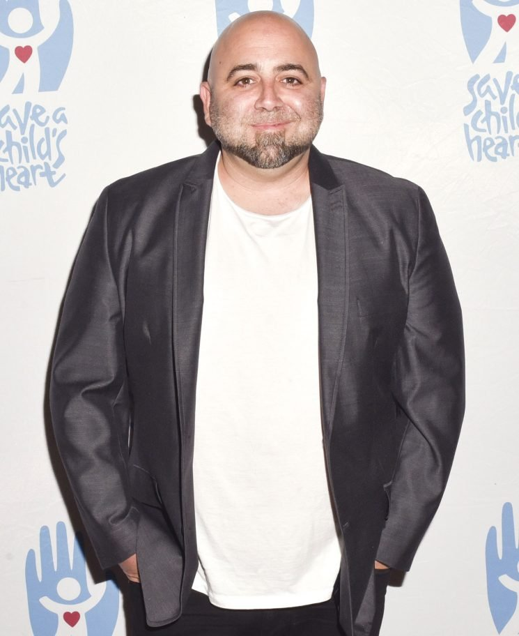 Duff Goldman Dishes on His Wedding Plans—and Why 'a Weight Was Lifted' When He Proposed