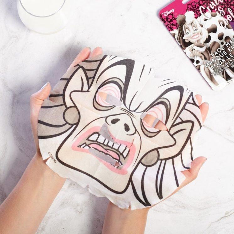 The Sheet Masks Make You Look Like Your Fave Disney Villains