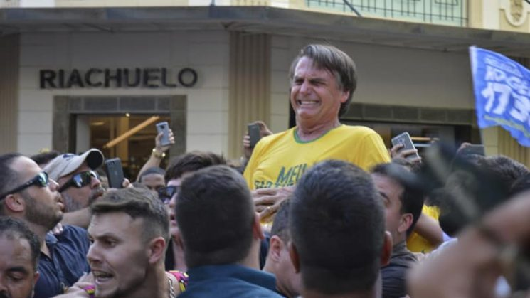 Stabbing of leading Brazilian presidential candidate may reshape race