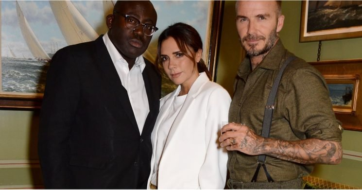 Victoria Beckham's Gold Pants Will Hypnotize You Into Buying Your Own Pair