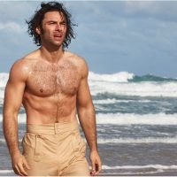 Say Goodbye to Aidan Turner's Gorgeous, Brooding Face — Poldark Is Ending After Season 5