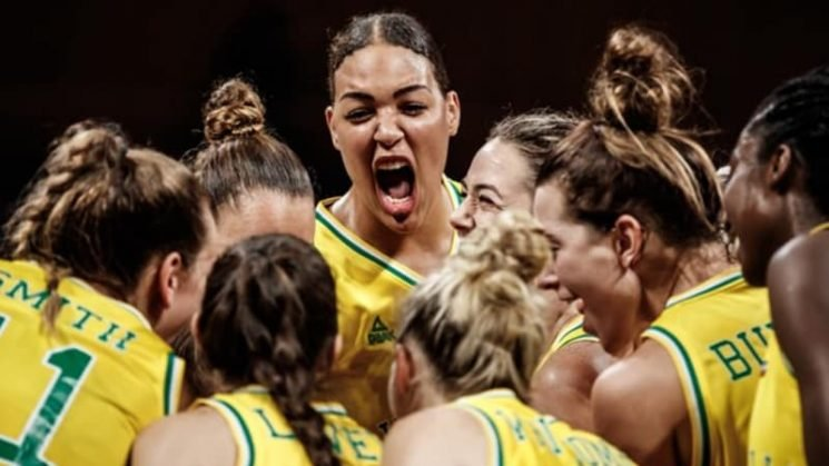Cambage leads Opals into World Cup quarter-finals with win over Turkey