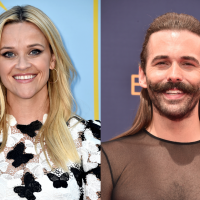 Reese Witherspoon & Jonathan Van Ness Are Working On Something Together — This Is Not A Drill