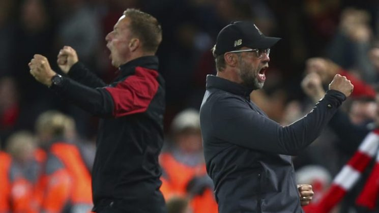 Liverpool snatch win, Messi breaks hat-trick record in Champions League