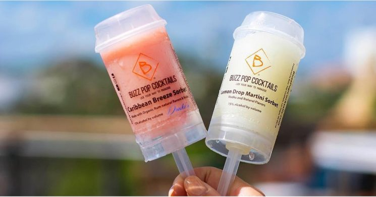 Disney Springs Is Selling Boozy Push-Pops, So Who's Ready to Get Magically Buzzed?
