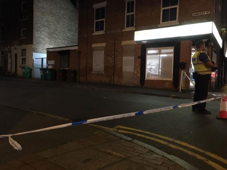 Three 14-year-old boys and two other teens charged with murder after man, 20, found stabbed to death in Nottingham