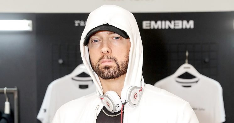 Eminem: I Thought Using a Homophobic Slur 'Might Be Too Far'