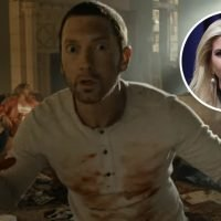 Eminem Finds Ivanka Trump in the Trunk of His Car in Gory 'Framed' Music Video