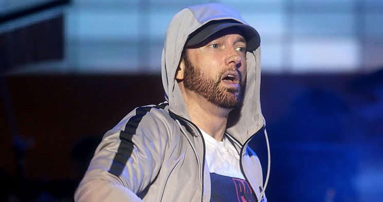 Eminem Apologizes for Using Homophobic Slur in New Song, Says He Went 'Too Far'