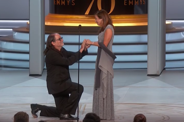 Emmys 2018: Oscars Director Proposes to Girlfriend in Acceptance Speech