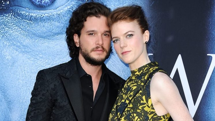 Kit Harington Honored His Wife in the Cutest Way at the Emmys
