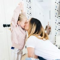 Having a Tough Time with School Transitions? Eva Amurri Martino's Tried-and-Tested Tips for Minimizing Their Tears (and Yours)