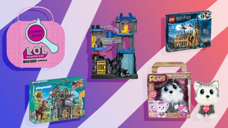 Hottest Holiday Toys of 2018