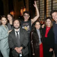 Behind the Scenes of the 'Fantastic Beasts' Press Tour: J.K. Rowling and Crew Take NYC by Storm