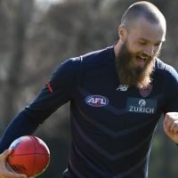 The 'embarrassing' seven games that set up Max Gawn's season