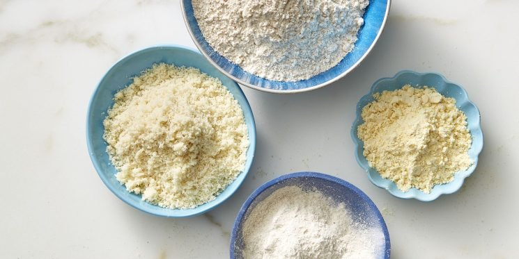 The Best Flour Substitutes To Use If You Don't Really Do Gluten