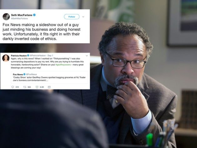 Fox News Shames Cosby Show Star, Gets an Earful from… Everyone