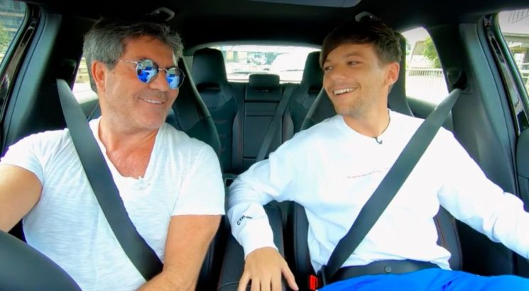 The X Factor's Simon Cowell says he's met his match with new judge Louis Tomlinson