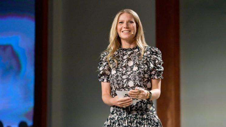 How Gwyneth Paltrow Overcame Postpartum Depression