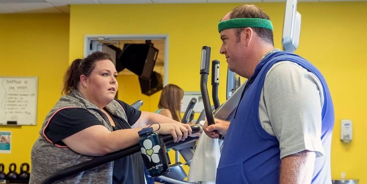 Chrissy Metz's Weight-Loss Story Is Just As Emotional As Kate's On 'This Is Us'