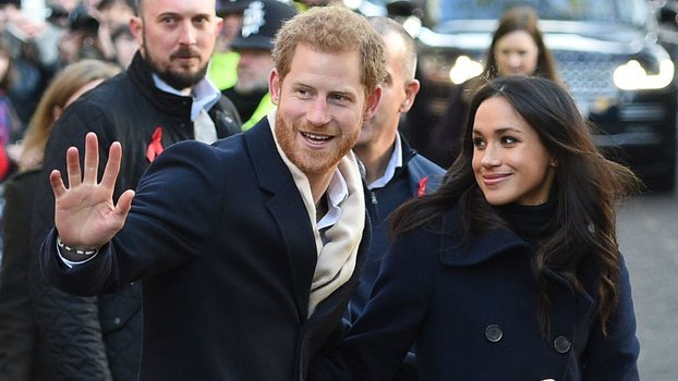 Meghan Markle and Prince Harry Ditched a Friend's Wedding for a Secret Trip to Amsterdam