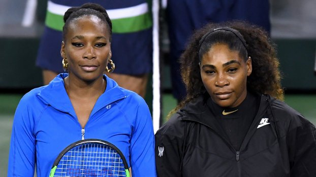 Every Detail of Venus and Serena Williams's Outfits as They Went Head-to-Head