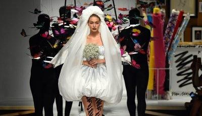 Proof Gigi Hadid Stuns on Every Runway She Walks On