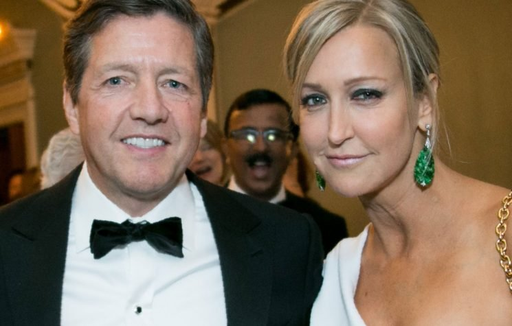 See The Details! Lara Spencer Gets Married To Boyfriend Rick McVey