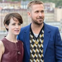 Ryan Gosling & Claire Foy Kick Off San Sebastian Film Festival with 'First Man' Photo Call!