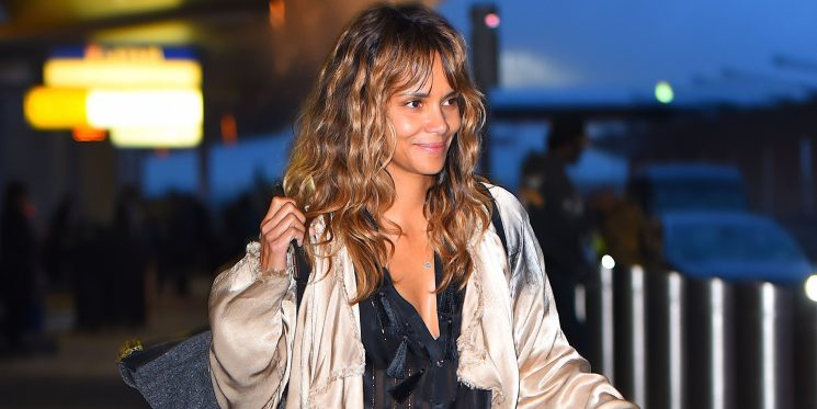 All The Best Activewear Looks From Halle Berry's Instagram