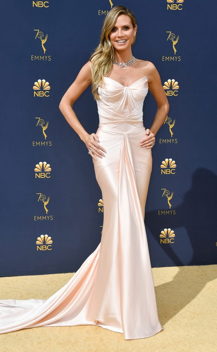 Heidi Klum Says Her Kids 'Always Want to Come' with Her to the Emmy Awards